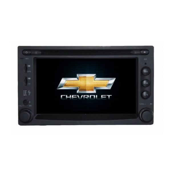 Wholesale Chevrolet Nubira 2002~2008 - Car Radio DVD Player GPS Navigation Advanced A5 System