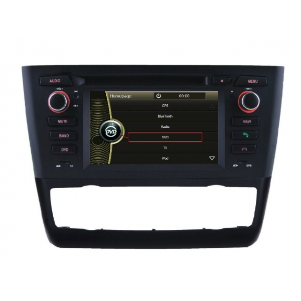 Wholesale BMW 1 E88 2007~2013 - Car Stereo Radio DVD GPS Navigation 1080P HD Screen System