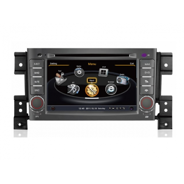 Wholesale Suzuki Escudo 2006~2013 - Car GPS Navigation DVD Player Radio Stereo S100 Multimedia System