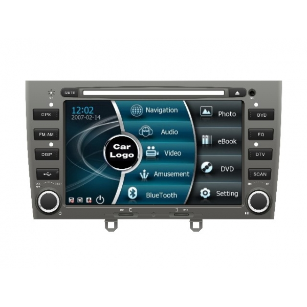 Wholesale Peugeot RCZ 2011~2013 - Car Stereo DVD Player GPS Navigation Radio HD MFD Screen 2-Core System