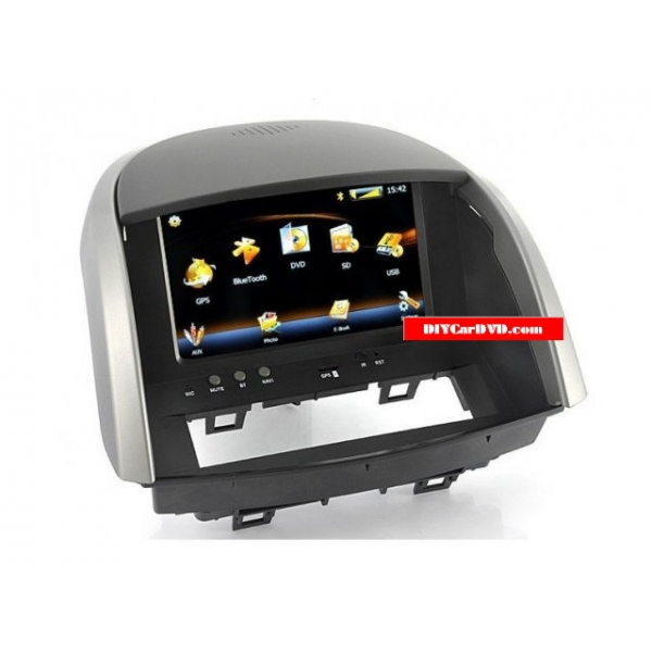Wholesale Renault Clio 2007~2011 - Car Radio DVD Player GPS Navigation Advanced N303 System