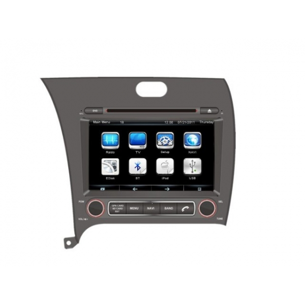 Wholesale KIA Cerato 2012~2015 - Car Radio TV DVD GPS NAVI Audio & Video System