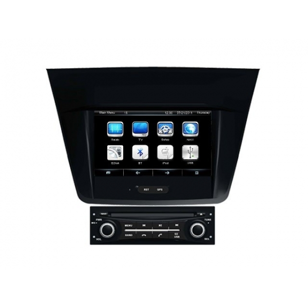 Wholesale Mitsubishi Pajero Sport 2008~2013 - Car Radio TV DVD GPS NAVI Audio & Video System