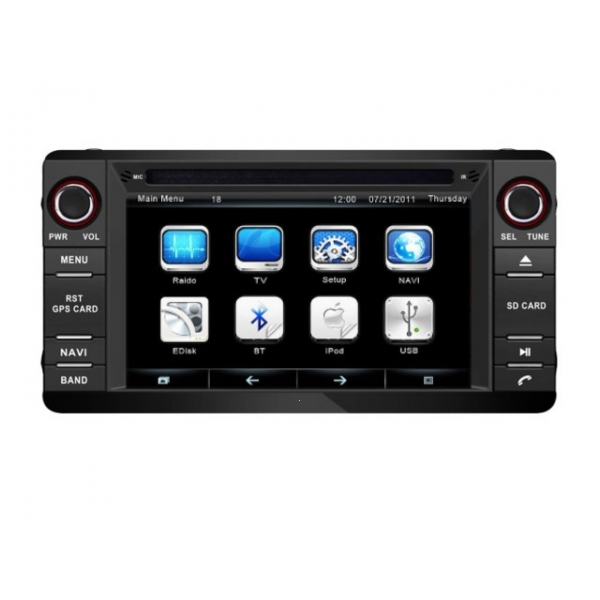 Wholesale Mitsubishi ASX 2013~2014 - Car Radio TV DVD GPS NAVI Audio & Video System
