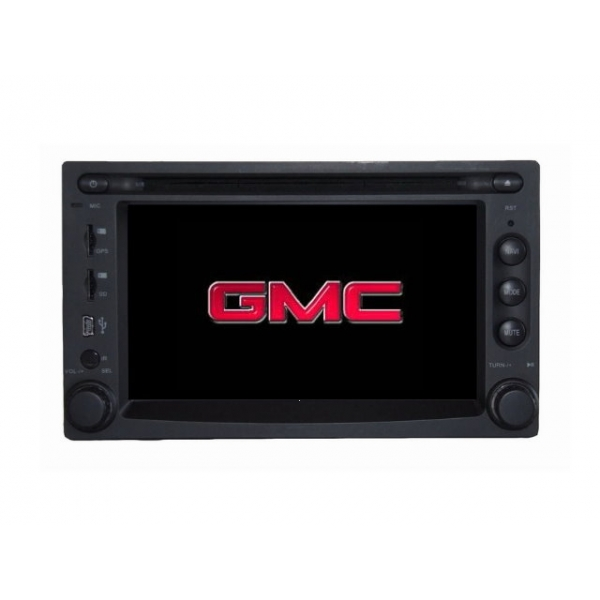 Wholesale GMC Canyon 2004~2012 - Car Radio DVD Player GPS Navigation Advanced A5 System