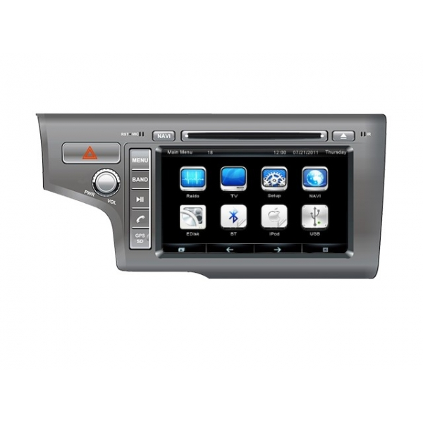 Wholesale Honda FIT 2013~2014 - Car Radio TV DVD GPS NAVI Audio & Video System
