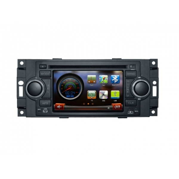 Wholesale Dodge Magnum 2004~2006 - Car DVD Player GPS Navigation WINCE 6.0 System