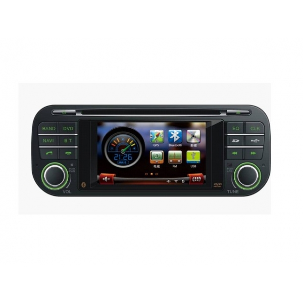 Wholesale Chrysler Pacifica 2004~2005 - Car DVD Player GPS Navigation WINCE 6.0 System