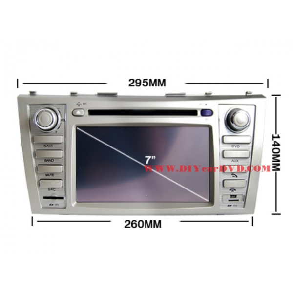 cheap toyota camry solara 2004 2008 car gps navigation dvd player radio stereo s100 multimedia. Black Bedroom Furniture Sets. Home Design Ideas