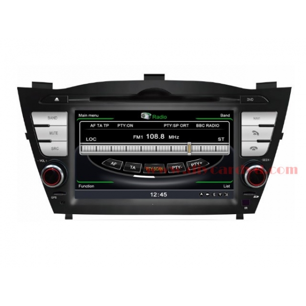 Wholesale Hyundai Tucson 2010~2013 - Car GPS Navigation DVD Player Radio Stereo S100 Multimedia System