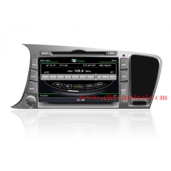Wholesale KIA Optima 2011~2013 - Car GPS Navigation DVD Player Radio Stereo S100 Multimedia System