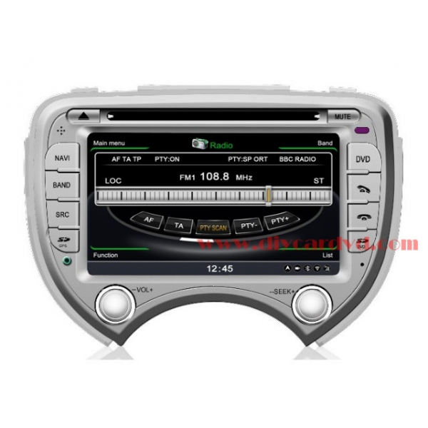 Wholesale Nissan Micra K13 2010~2013 - Car GPS Navigation DVD Player Radio Stereo S100 Multimedia System