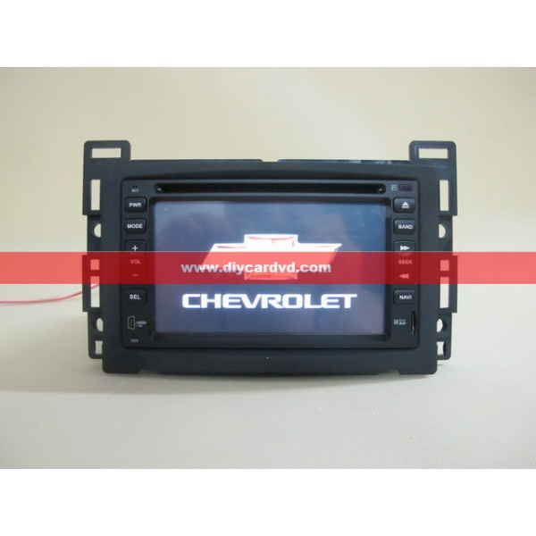 Wholesale CHEVROLET Cobalt 2005~2010 - Car Radio Stereo DVD GPS Navigation System