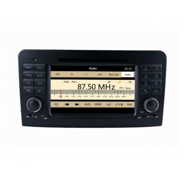 Wholesale Mercedes Benz GL350 2007~2012 - Car Stereo DVD GPS Navigation 1080P HD Screen System