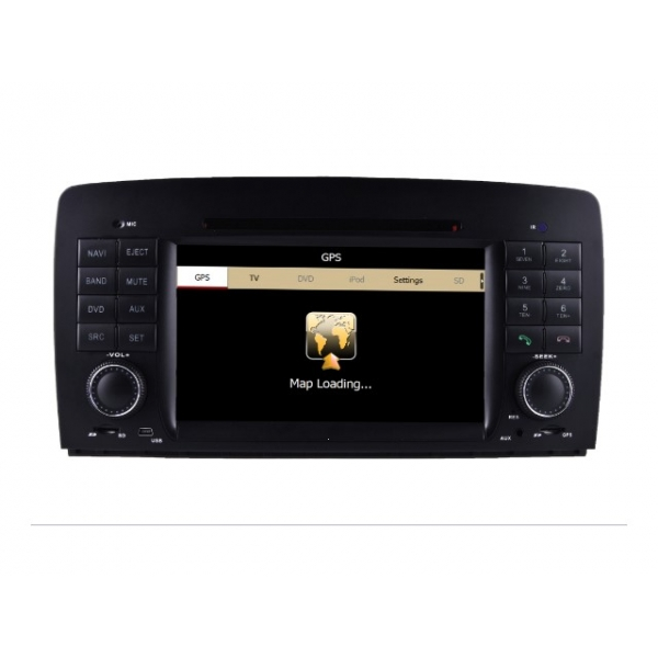 Wholesale Mercedes Benz R-Class W251 2005~2013 - Car Stereo Radio DVD GPS Navigation 1080P HD Screen System