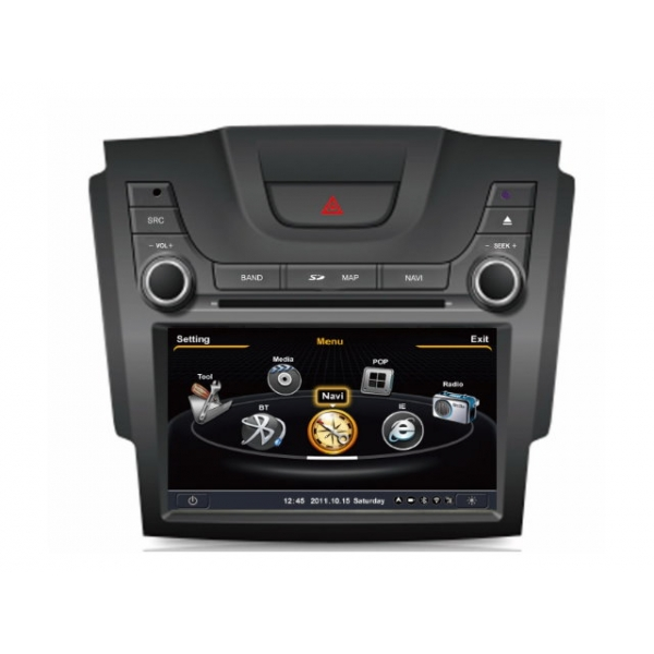Wholesale Holden Colorado 2012~2013 - Car GPS Navigation DVD Player Radio Stereo S100 Multimedia System