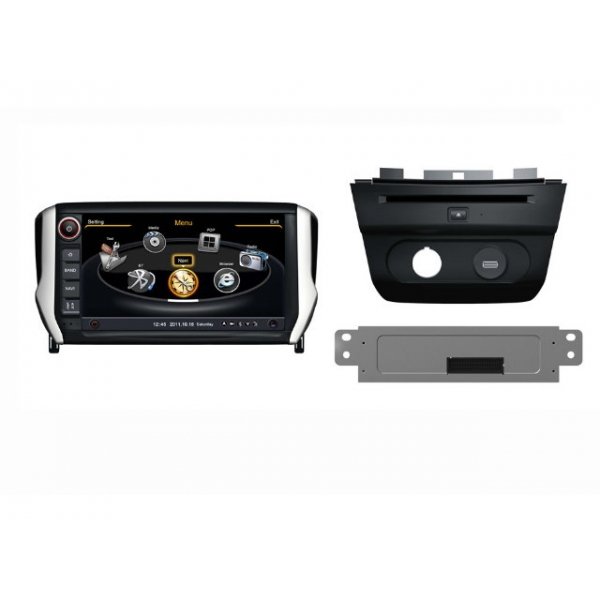 Wholesale Peugeot 2008 2013~2015 - Car GPS Navigation DVD Player Radio Stereo S100 Multimedia System