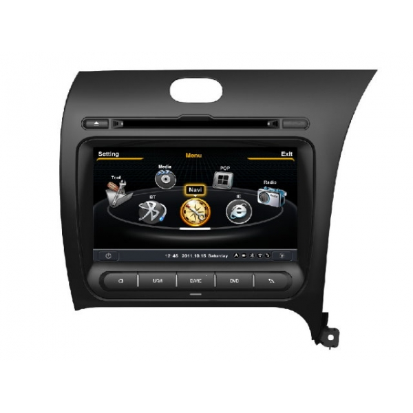 Wholesale KIA K3 (R.H.D) 2012~2015 - Car GPS Navigation DVD Player Radio Stereo S100 Multimedia System