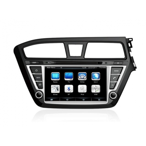 Wholesale Hyundai Elite (R.H.D) 2014~2015 - Car Radio TV DVD GPS NAVI Audio & Video System