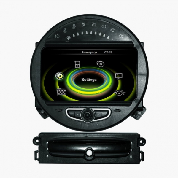 Wholesale BMW Mini 2006~2013 - Car Stereo Radio DVD GPS Navigation 1080P HD Screen System